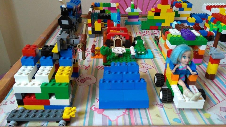 Criações de Lego