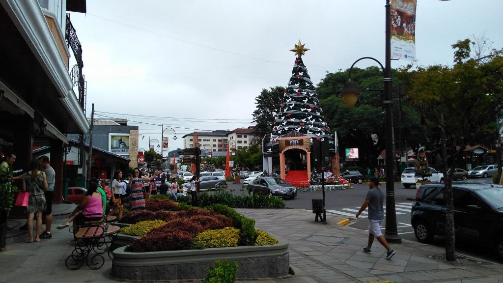 Pelas Ruas de Gramado, RS
