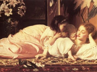 Leighton-Mother-and-Child
